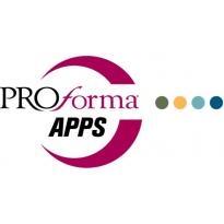 Proforma Apps Logo Vector Download