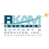 R-kam Aviation Support And Services Inc Logo Vector Download