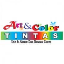Tintas Art & Color Logo Vector Download