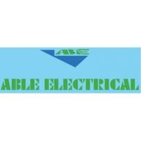Able Electrical Wll Logo Vector Download