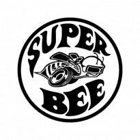 Dodge Super Bee Logo Vector Download