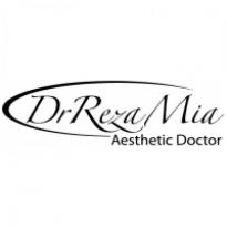 Dr Reza Mia Logo Vector Download