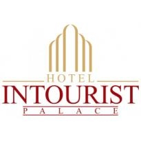 Hotel Intourist Palace Logo Vector Download