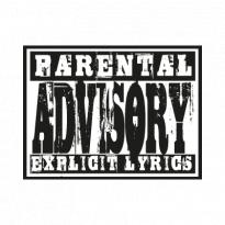 Parental Advisory Lyrics Logo Vector Download