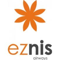 Eznis Airways Logo Vector Download