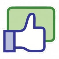Facebook Like Button Logo Vector Download