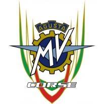 Mv Agusta Corse Logo Vector Download