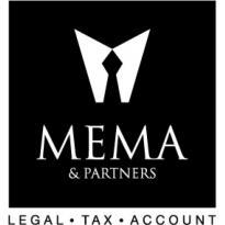 Mema & Partners Logo Vector Download