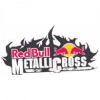 Red Bull Metallicross Logo Vector Download