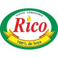 Aceite Rico Logo Vector Download