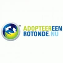 Adopteereen Rotonde Logo Vector Download