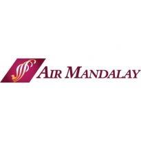 Air Mandalay Logo Vector Download