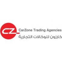Carzone Trading Agencies Logo Vector Download