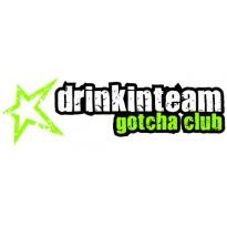 Drinkinteam Gotcha Club Logo Vector Download