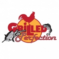 Grilled To Perfection Logo Vector Download