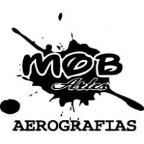 Mob Aerografias Logo Vector Download