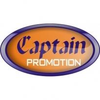 Captain Promotion Logo Vector Download