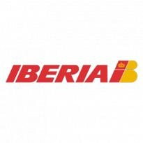 Iberia Airlines Logo Vector Download