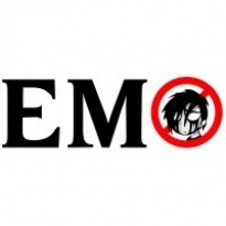 No Emo Logo Vector Download