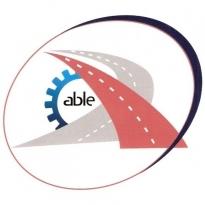 Able Construction Logo Vector Download
