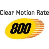 Clear Motion Rate 800 Logo Vector Download