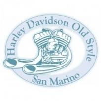 Harley Davidson Old Style San Marino Logo Vector Download