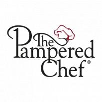 the pampered chef logo vector