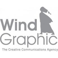 Wind Graphic Logo Vector Download