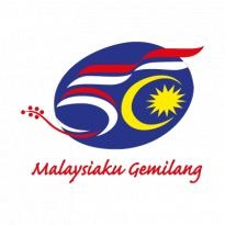 50 Years Malaysia Logo Vector Download