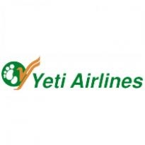 Yeti Airlines Logo Vector Download