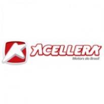 Acellera Horizontal Logo Vector Download