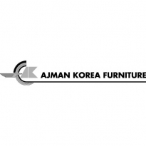 Ajman Korea Furniture Logo Vector Download