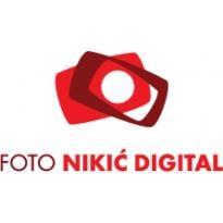 Foto Nikic Digital Logo Vector Download