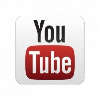 New Youtube Button Logo Vector Download