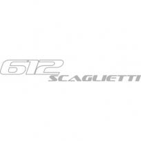 612 Scaglietti Logo Vector Download
