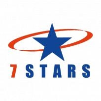 7 Stars Logo Vector Download
