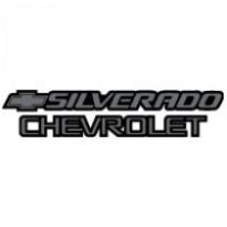 Chevrolet Silverado Logo Vector Download