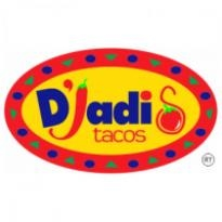 Djadis Tacos Logo Vector Download