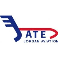 Jordan Aviation Logo Vector Download