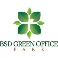 Bsd Green Office Park Logo Vector Download