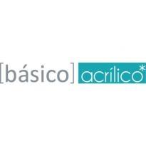 Basico Acrilico Logo Vector Download