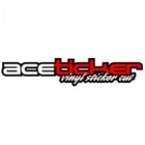 Aceticker Logo Vector Download