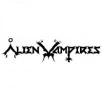 Alien Vampires Logo Vector Download
