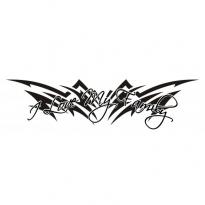 I Love My Family Logo Vector Download