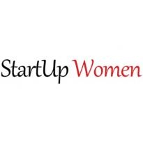 Startup Women Logo Vector Download