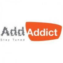 Add Addict Logo Vector Download