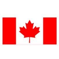 Flag Of Canada Logo Vector Download