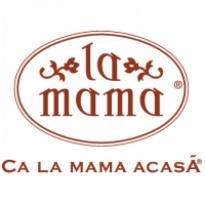 La Mama Logo Vector Download