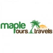 Maple Tours & Travels Logo Vector Download