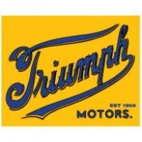 Triumph 1902 Logo Vector Download